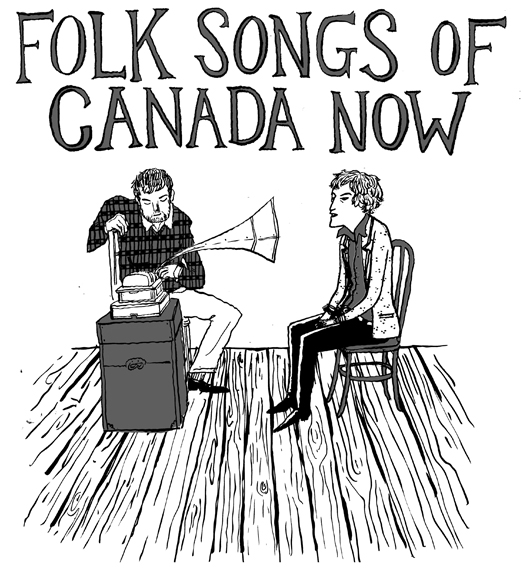 Folk Songs of Canada Now - Click to Enter